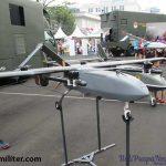 Drone KOAX 3.0 yg akan dipakai memantau kawah Gunung Agung