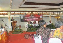 Rapat Koordinasi Percepatan Penanggulangan Kemiskinan di Tabanan