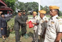 Apel Peringatan Hari Pahlawan,Sabtu(10/11) di Lapangan Alit Saputra, Tabanan