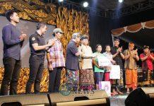 Pagelaran Tabanan Fiesta #2 Kecamatan Baturiti yang digelar pada Minggu, (18/11), di Lapangan Umum Pekarangan, Baturiti Kelod, Baturiti