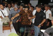 Kontes yang berlangsung dari tanggal 11 hingga 18 Nopember itu dibuka Wakil Bupati I Komang Gede Sanjaya Selasa,(13/11) di Lapangan Dangin Carik, Tabanan