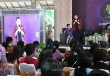 Bupati Tabanan Ni Putu Eka Wiryastuti menghadiri Seminar yang digelar oleh PT.HM. Sampoerna Tbk
