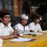 embug Sastra Purnama Badrawada edisi Purnama Kaulu di Pura Jagatnata Denpasar