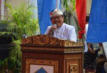 Photo Wagub Hadiri Pengundian Kupon di Br. Pangkung Tibah, Tabanan