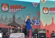 Ketua Dewan Pimpinan Daerah (DPD) partai Demokrat Bali I Made Mudarta