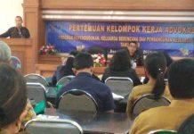 Kepala Perwakilan BKKBN Provinsi Bali Ir. Catur Sentana menyebutkan media massa baik media cetak maupun media elektronik sangat berperan penting dalam menyebarluaskan informasi