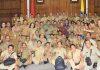 Rapat Koordinasi Pemenuhan Kebutuhan Program Wajib Belajar 12 Tahun dan Penerimaan Peserta Didik Baru Tahun 2019 di Gedung Wiswa Sabha Utama, Kantor Gubernur Bali