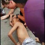 Bocah tenggelam berhasil diselamatkan