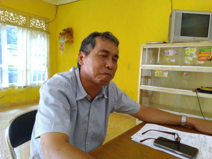 Ketua DPD Partai Golongan Karya (Golkar) Kabupaten Karangasem, I Made Sukarena