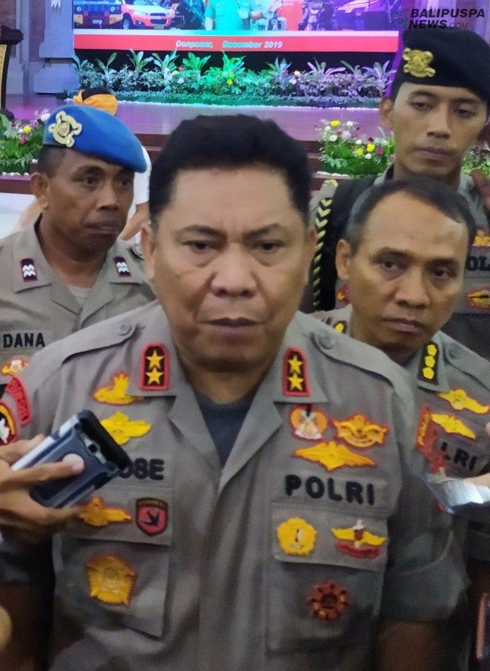 Kapolda Bali Irjen. Pol. Dr. Drs. Petrus Reinhard Golose