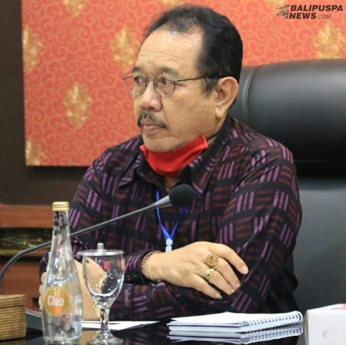 Wakil Gubernur Bali Tjokorda Oka Artha Ardana Sukawati (Cok Ace)