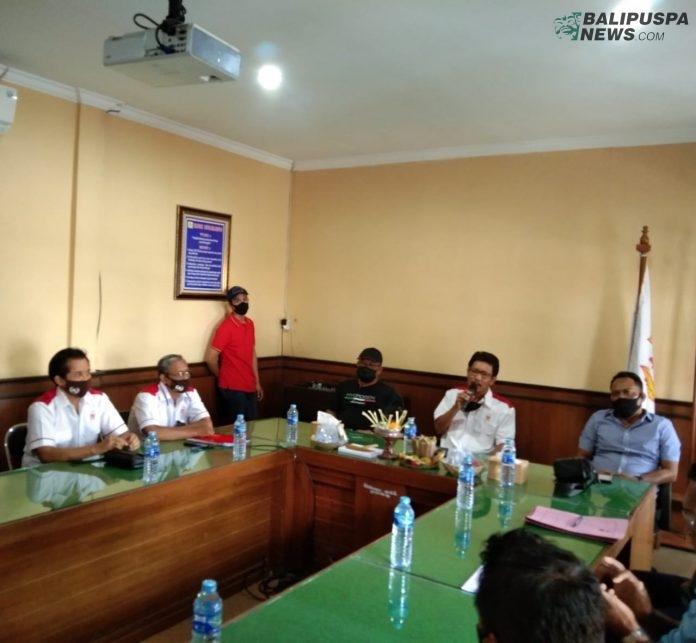 Pengurus Kabupaten (Pengkab) PBVSI Buleleng menggelar Musyawarah Kabupaten (Muskab) dengan agenda pemilihan Ketua Umum dan pengurus baru masa bakti 2020-2024.