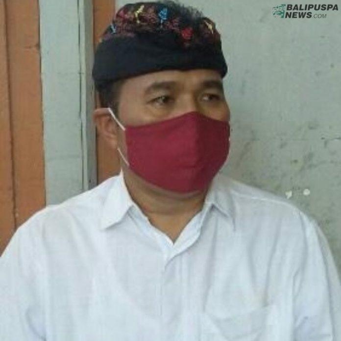 Juru Bicara Gugus Tugas Percepatan Penanganan Covid-19 Kota Denpasar, I Dewa Gede Rai.