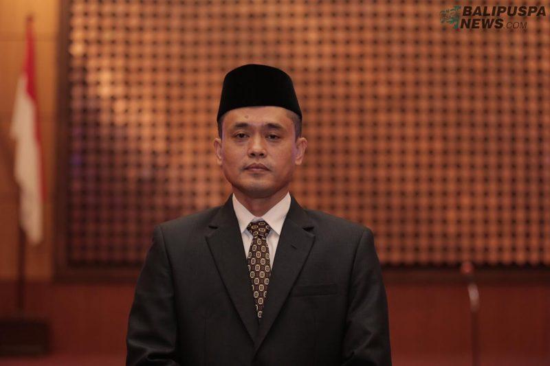 Direktur Jenderal Bimbingan Masyarakat (Dirjen Bimas) Hindu Kementerian Agama RI masa bakti 2020-2025 Dr. Tri Handoko Seto