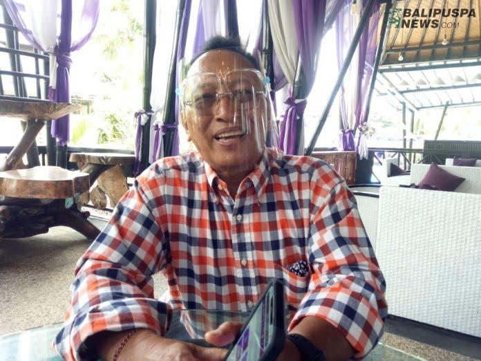Ketut Mardjana, ketua PHRI Bangli
