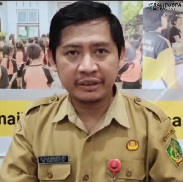 Humas Satgas Covid-19 Jembrana dr I Gusti Agung Putu Arisantha