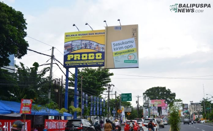 Promosi Billboard dari Grab untuk UMKM dalam Program #ExpressBisa