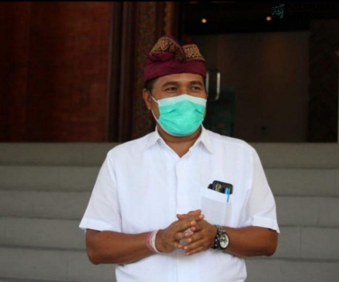 Juru Bicara Gugus Tugas Percepatan Penanganan Covid-19 Kota Denpasar, I Dewa Gede Rai