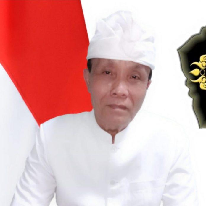 Ketua Umum Moncol Pusat MWBW, Guru Gde Made Subagia