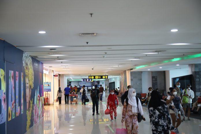 Situasi Bandara I Gusti Ngurah Rai – Bali