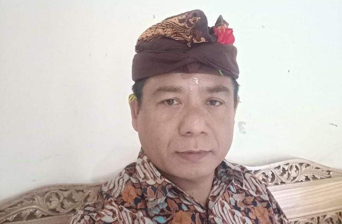 Nyoman Sumadi, Ketua Fraksi Golkar DPRD Karangasem