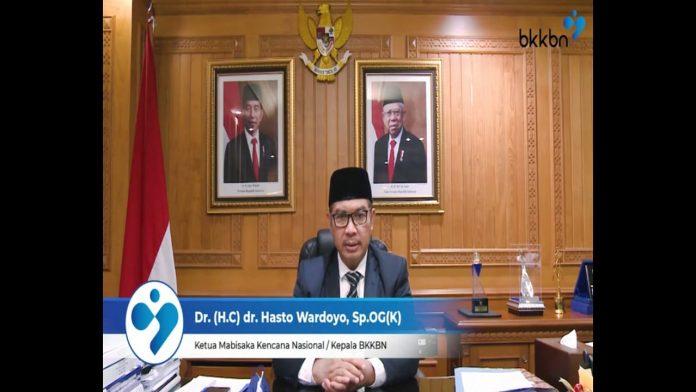 Kepala BKKBN Dr. (H.C), dr. Hasto Wardoyo, Sp.OG (K)