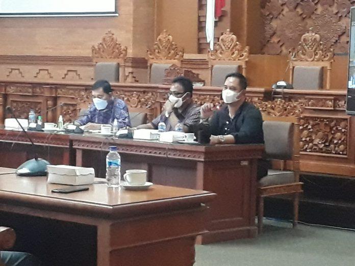 Rapat Dengar Pendapat bersama DPRD Kota Denpasar